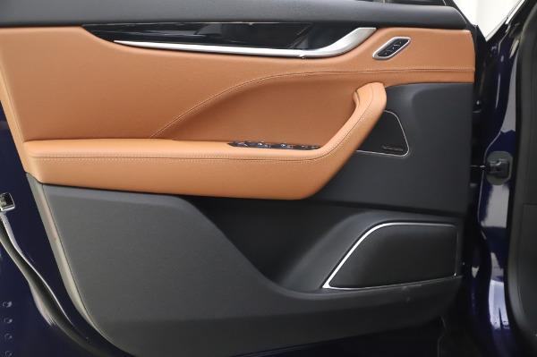 New 2020 Maserati Levante Q4 GranSport for sale Sold at Alfa Romeo of Westport in Westport CT 06880 17