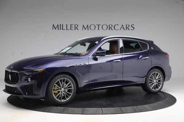 New 2020 Maserati Levante Q4 GranSport for sale $85,585 at Alfa Romeo of Westport in Westport CT 06880 2