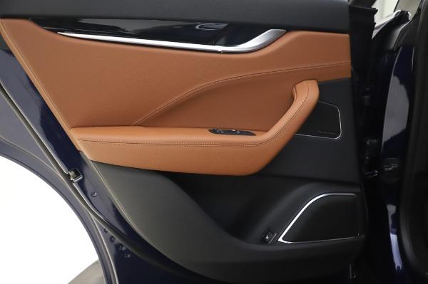 New 2020 Maserati Levante Q4 GranSport for sale Sold at Alfa Romeo of Westport in Westport CT 06880 21