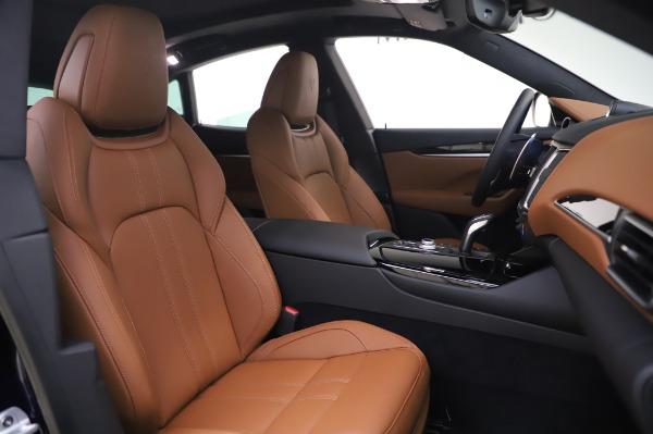 New 2020 Maserati Levante Q4 GranSport for sale Sold at Alfa Romeo of Westport in Westport CT 06880 22