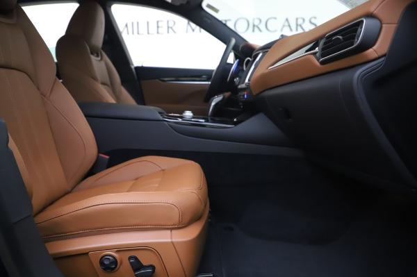 New 2020 Maserati Levante Q4 GranSport for sale Sold at Alfa Romeo of Westport in Westport CT 06880 23