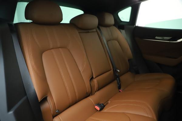 New 2020 Maserati Levante Q4 GranSport for sale Sold at Alfa Romeo of Westport in Westport CT 06880 26