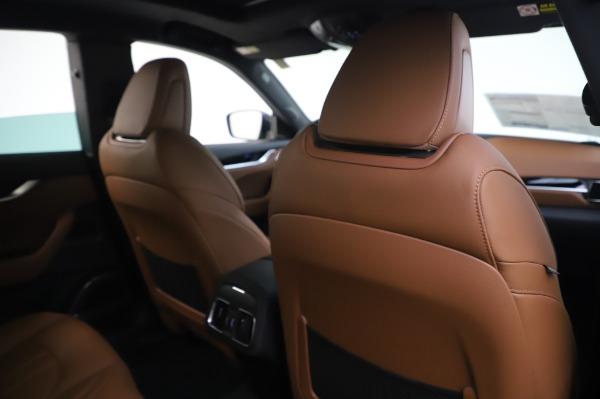 New 2020 Maserati Levante Q4 GranSport for sale Sold at Alfa Romeo of Westport in Westport CT 06880 28