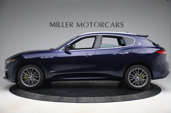 New 2020 Maserati Levante Q4 GranSport for sale $85,585 at Alfa Romeo of Westport in Westport CT 06880 3