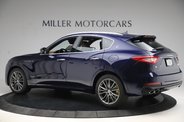 New 2020 Maserati Levante Q4 GranSport for sale $85,585 at Alfa Romeo of Westport in Westport CT 06880 4
