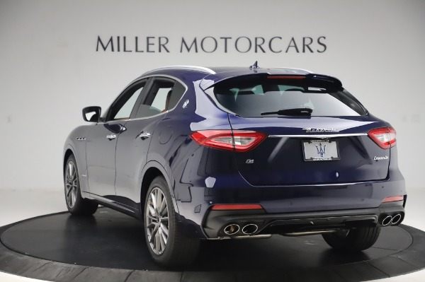 New 2020 Maserati Levante Q4 GranSport for sale $85,585 at Alfa Romeo of Westport in Westport CT 06880 5