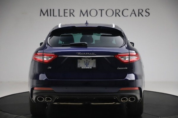 New 2020 Maserati Levante Q4 GranSport for sale $85,585 at Alfa Romeo of Westport in Westport CT 06880 6