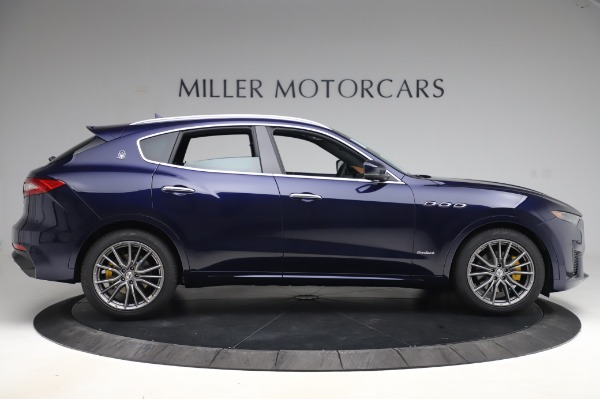 New 2020 Maserati Levante Q4 GranSport for sale Sold at Alfa Romeo of Westport in Westport CT 06880 9
