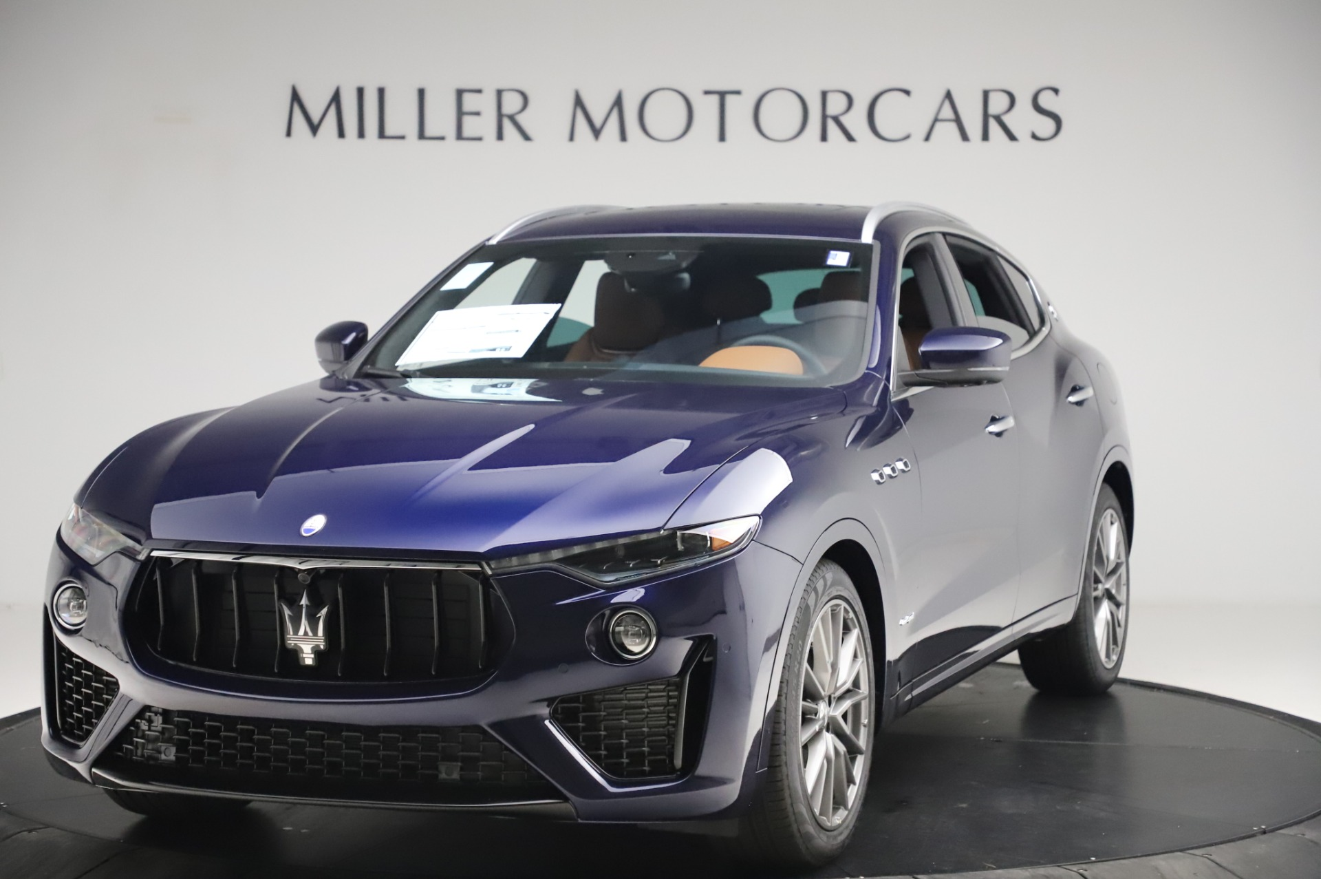 New 2020 Maserati Levante Q4 GranSport for sale $85,585 at Alfa Romeo of Westport in Westport CT 06880 1