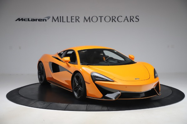 Used 2017 McLaren 570S for sale Call for price at Alfa Romeo of Westport in Westport CT 06880 10