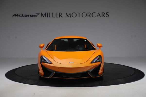 Used 2017 McLaren 570S for sale Call for price at Alfa Romeo of Westport in Westport CT 06880 11
