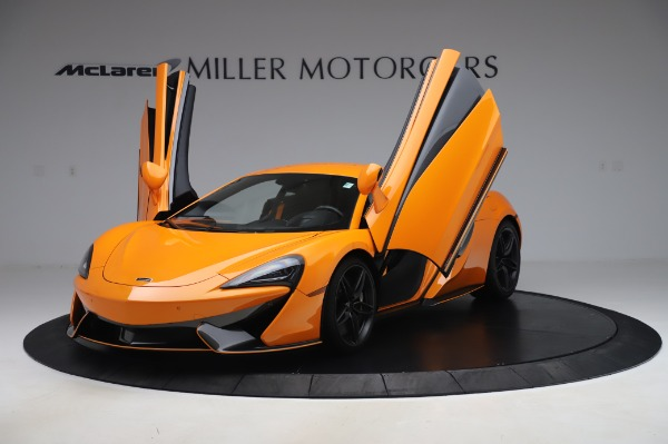 Used 2017 McLaren 570S for sale Call for price at Alfa Romeo of Westport in Westport CT 06880 13