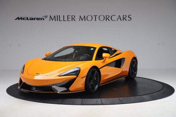 Used 2017 McLaren 570S for sale Call for price at Alfa Romeo of Westport in Westport CT 06880 14