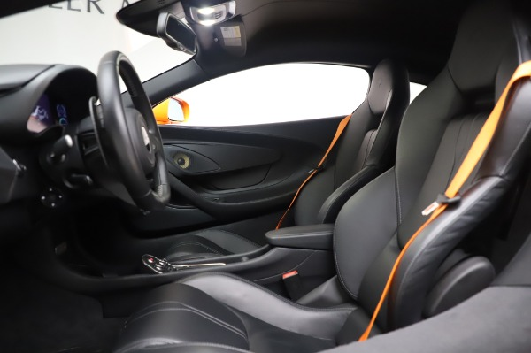 Used 2017 McLaren 570S for sale Call for price at Alfa Romeo of Westport in Westport CT 06880 17