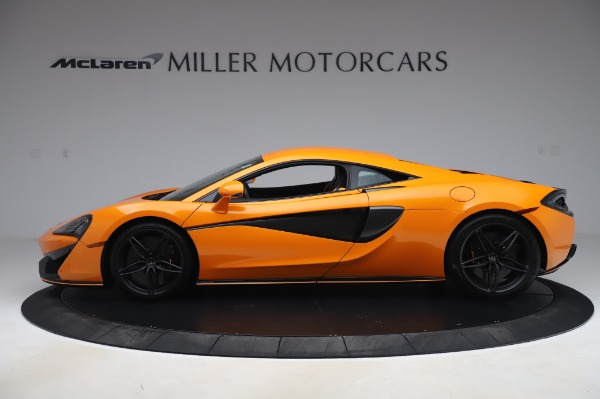Used 2017 McLaren 570S for sale Call for price at Alfa Romeo of Westport in Westport CT 06880 2