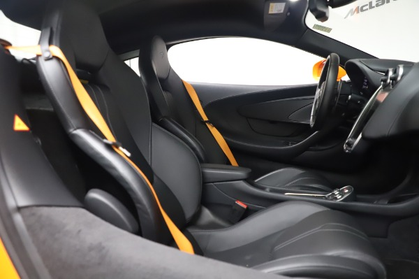 Used 2017 McLaren 570S for sale Call for price at Alfa Romeo of Westport in Westport CT 06880 21