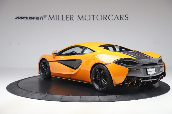 Used 2017 McLaren 570S for sale Call for price at Alfa Romeo of Westport in Westport CT 06880 3