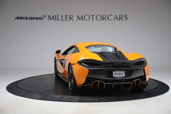 Used 2017 McLaren 570S for sale Call for price at Alfa Romeo of Westport in Westport CT 06880 4
