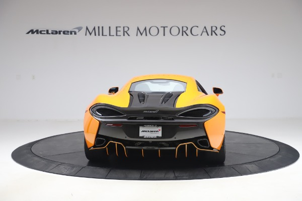 Used 2017 McLaren 570S for sale Call for price at Alfa Romeo of Westport in Westport CT 06880 5