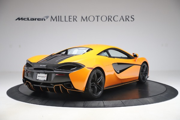 Used 2017 McLaren 570S for sale Call for price at Alfa Romeo of Westport in Westport CT 06880 6