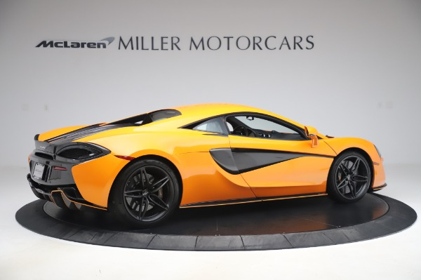 Used 2017 McLaren 570S for sale Call for price at Alfa Romeo of Westport in Westport CT 06880 7