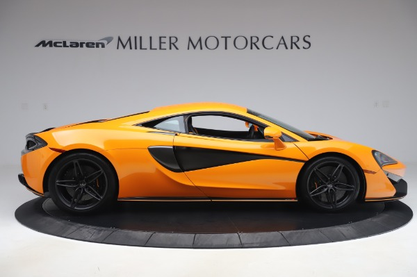 Used 2017 McLaren 570S for sale Call for price at Alfa Romeo of Westport in Westport CT 06880 8