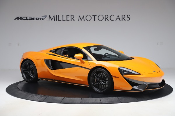 Used 2017 McLaren 570S for sale Call for price at Alfa Romeo of Westport in Westport CT 06880 9
