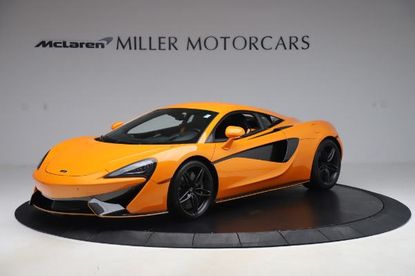 Used 2017 McLaren 570S for sale Call for price at Alfa Romeo of Westport in Westport CT 06880 1