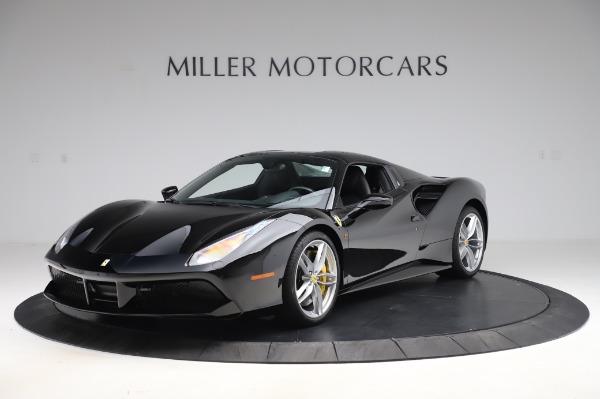 Used 2017 Ferrari 488 Spider for sale $284,900 at Alfa Romeo of Westport in Westport CT 06880 12