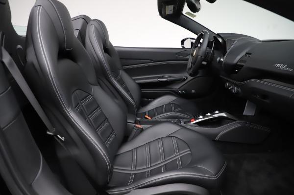 Used 2017 Ferrari 488 Spider for sale $284,900 at Alfa Romeo of Westport in Westport CT 06880 24