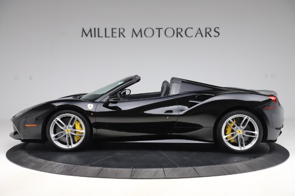 Used 2017 Ferrari 488 Spider for sale $284,900 at Alfa Romeo of Westport in Westport CT 06880 3