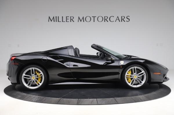 Used 2017 Ferrari 488 Spider for sale $284,900 at Alfa Romeo of Westport in Westport CT 06880 9