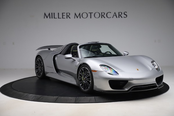 Used 2015 Porsche 918 Spyder for sale Sold at Alfa Romeo of Westport in Westport CT 06880 10