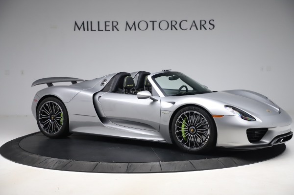 Used 2015 Porsche 918 Spyder for sale Sold at Alfa Romeo of Westport in Westport CT 06880 11