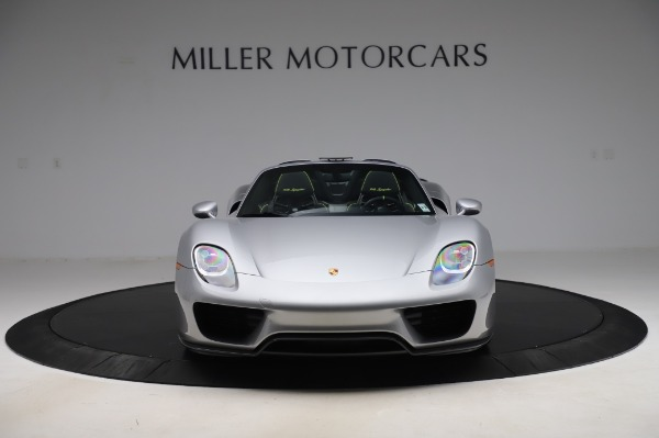 Used 2015 Porsche 918 Spyder for sale Sold at Alfa Romeo of Westport in Westport CT 06880 12