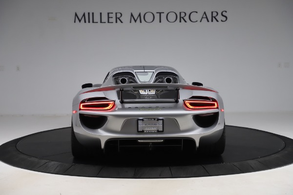 Used 2015 Porsche 918 Spyder for sale Sold at Alfa Romeo of Westport in Westport CT 06880 13