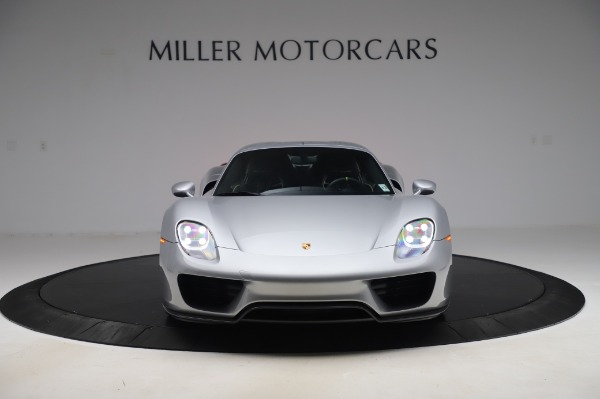 Used 2015 Porsche 918 Spyder for sale Sold at Alfa Romeo of Westport in Westport CT 06880 15