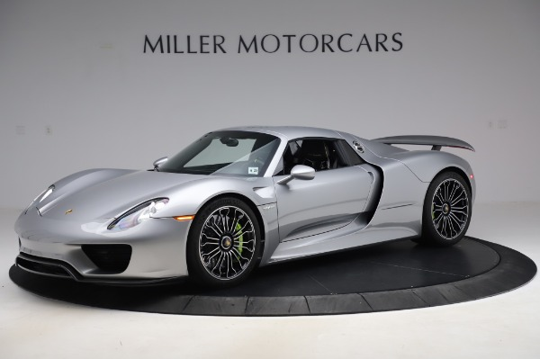 Used 2015 Porsche 918 Spyder for sale Sold at Alfa Romeo of Westport in Westport CT 06880 16