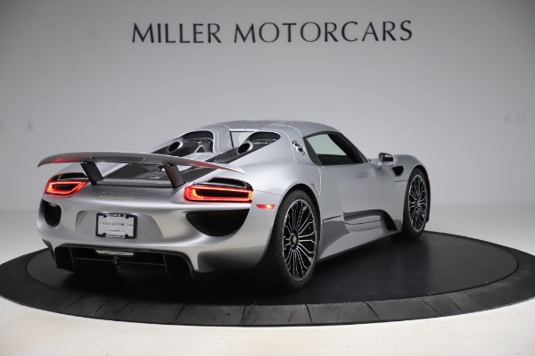 Used 2015 Porsche 918 Spyder for sale Sold at Alfa Romeo of Westport in Westport CT 06880 17