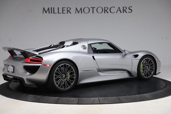 Used 2015 Porsche 918 Spyder for sale Sold at Alfa Romeo of Westport in Westport CT 06880 18