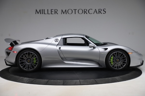 Used 2015 Porsche 918 Spyder for sale Sold at Alfa Romeo of Westport in Westport CT 06880 19