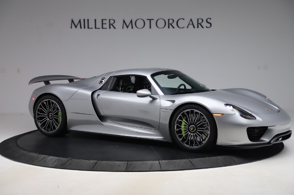 Used 2015 Porsche 918 Spyder for sale Sold at Alfa Romeo of Westport in Westport CT 06880 20