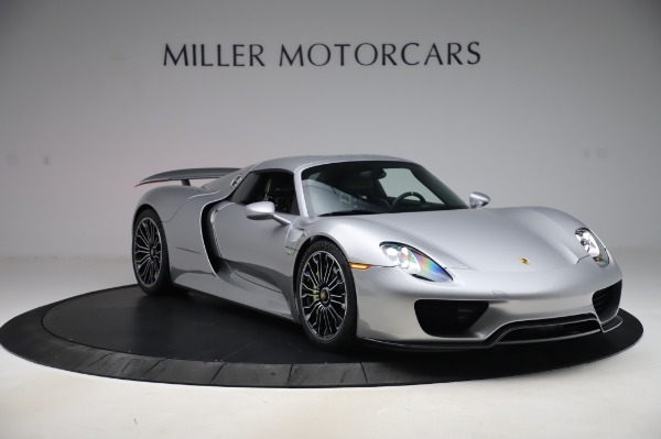 Used 2015 Porsche 918 Spyder for sale Sold at Alfa Romeo of Westport in Westport CT 06880 21