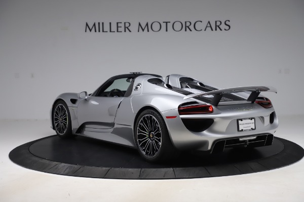 Used 2015 Porsche 918 Spyder for sale Sold at Alfa Romeo of Westport in Westport CT 06880 5