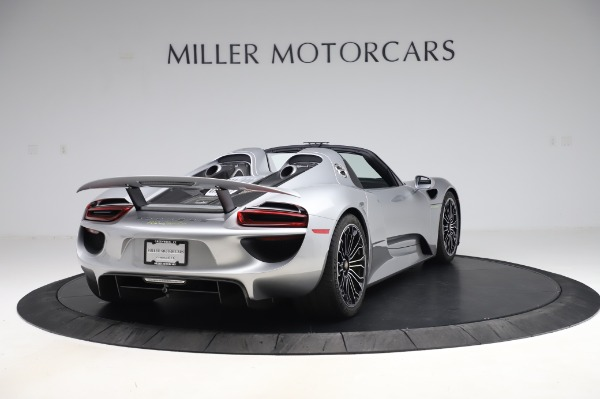 Used 2015 Porsche 918 Spyder for sale Sold at Alfa Romeo of Westport in Westport CT 06880 7