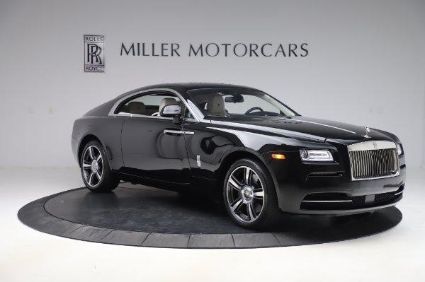Used 2015 Rolls-Royce Wraith Base for sale $168,900 at Alfa Romeo of Westport in Westport CT 06880 10