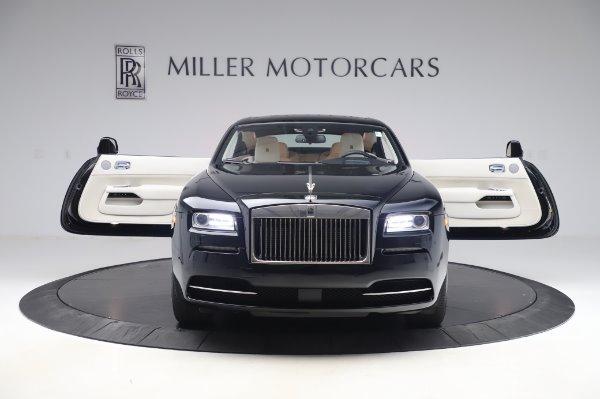 Used 2015 Rolls-Royce Wraith Base for sale $168,900 at Alfa Romeo of Westport in Westport CT 06880 11