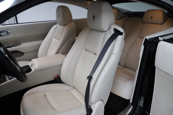 Used 2015 Rolls-Royce Wraith Base for sale $168,900 at Alfa Romeo of Westport in Westport CT 06880 12