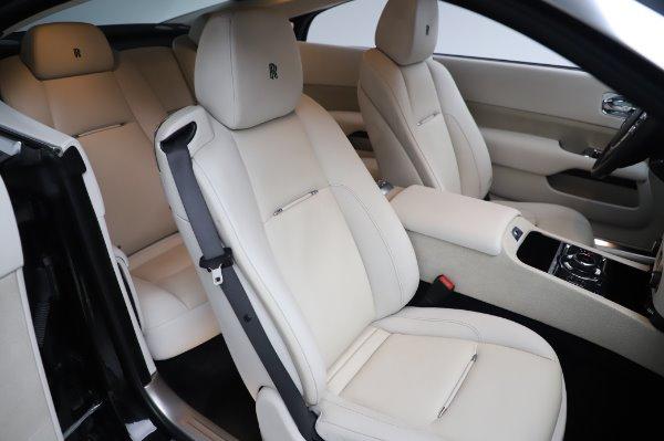 Used 2015 Rolls-Royce Wraith Base for sale $168,900 at Alfa Romeo of Westport in Westport CT 06880 13