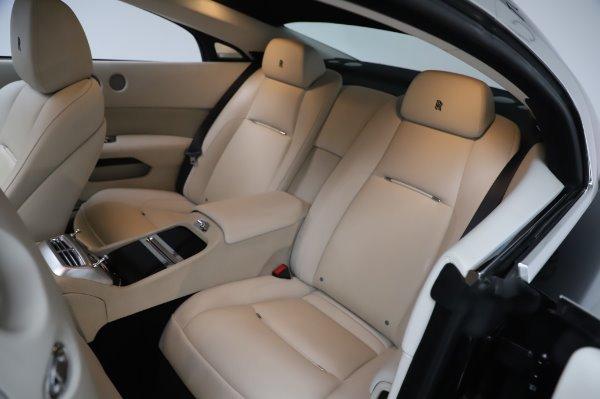 Used 2015 Rolls-Royce Wraith Base for sale $168,900 at Alfa Romeo of Westport in Westport CT 06880 14